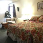 Honey Moon Suite with 1 Queenbed