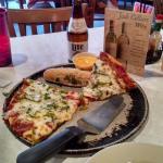 Very tasty, full of flavor pizza!    Very tasty, full of flavor!