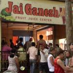 Fotografia lokality Jai Ganesh Fruit Juice Centre