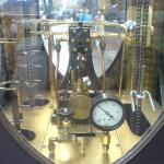 Steam Clock Engine
