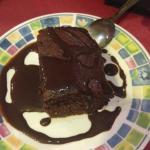 brownie de remolacha