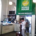 The Noodle House staff are very nice and attentive.