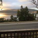 View from Huon cottage