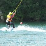 Ballyhass wakeboarding
