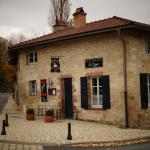 Restaurant Le Cygne vlakbij de residentie Le Cygne (Stenay)