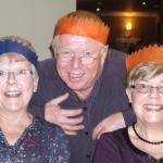Sylvia, Rob and Lynn