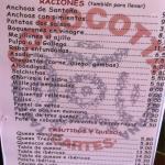 Taberna Bar Corocotta