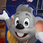 Und die Maus war auch schon da!