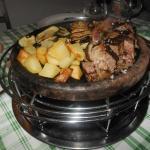 carne alla piastra e patate II