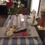 Great food at Adolp's Gasthaus
