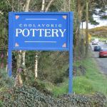Coolavokig Pottery on the N22 near Macroom Co. Cork