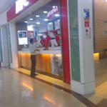 KFC at IGI Airport