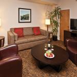 Patio Suite Sitting Area