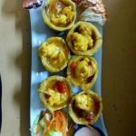 Lobster Tail Cups