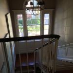 Anson stairway