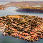 Granma Island from the air