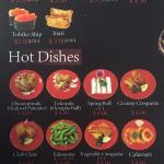 Ships & Hot Dishes