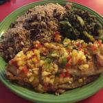 Montego Bay Snapper with 2 Sides - Jamaica Breeze, Bradenton FL