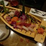 Sushi and Sashimi for Two
