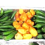 Peppers for Sale, La Luna Market & Taqueria, Rutherford, Ca