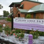 Swann Lodge B&B cnr Pool St and Newcastle St