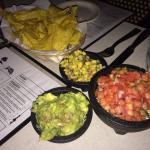 Chips & 3 Salsas