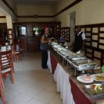 Foto de Gardens Restaurant