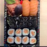 Fotografie: Sushi take away