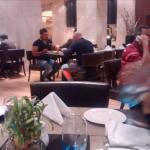 Buffet Dinner at Tavolo Mondo.
