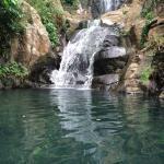 Cascada Los Azules