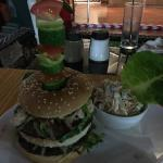 Chasers Bar Double Burger
