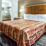 King Guest Room offering more comfort while you sleep!