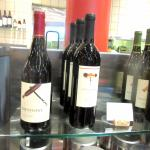 Wine, The Bakery Cafe by illy, Culinary Institute of America, St. Helena, CA