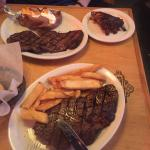 our tasty steaks
