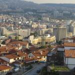view of Ankara from Citadel