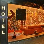 Fachada hotel Navidad