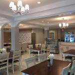 Bistro area at Laong's