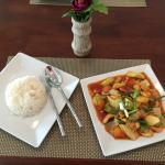 Sweet n Sour, Yummy @ Laong's