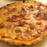 Piazza Sausage and Onions