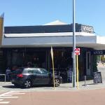 Vans Sidewalk Cafe