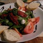 U Zeleného stromu - Italian salad