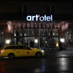 Photo of art'otel budapest