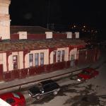 Vista sulla stazione ferroviaria