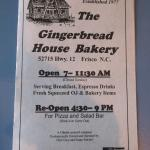 Photo of Gingerbread House Bakery & Pizza
