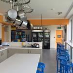Very well equip kitchen
