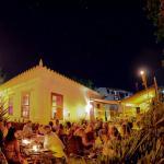 Kumaras Lounge a noite