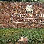 African Pride Irene Country Lodge Photo