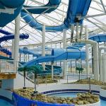 Inside the aqua zone