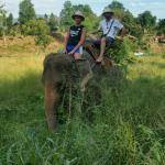 Foto de Somnuk Elephant Camp