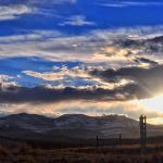 View of Mount Sherman Colorado 14er